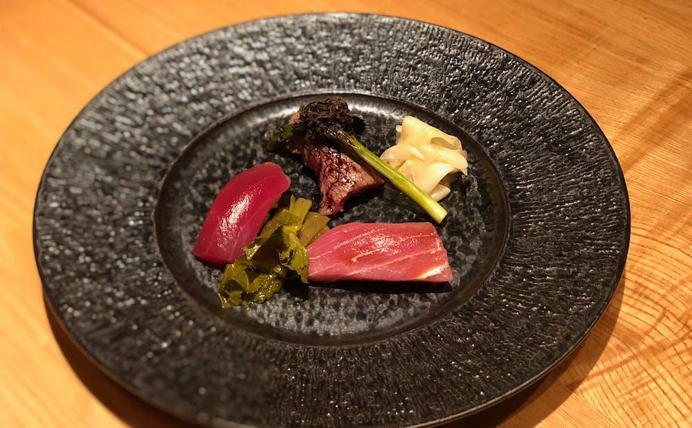 尾崎幸隆(東京都/麻布十番)のお料理