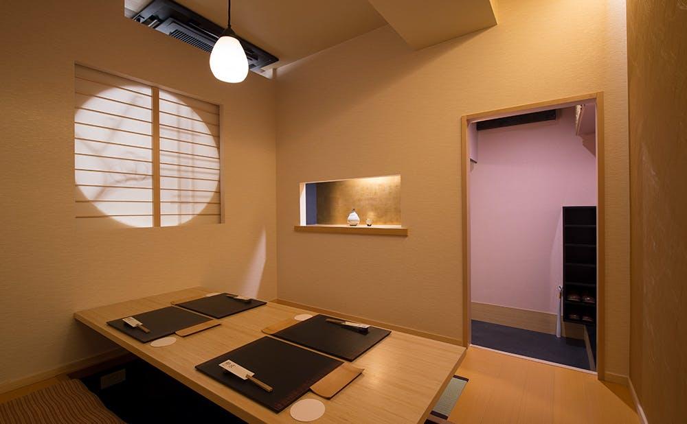 粋京(東京都/内幸町)の個室