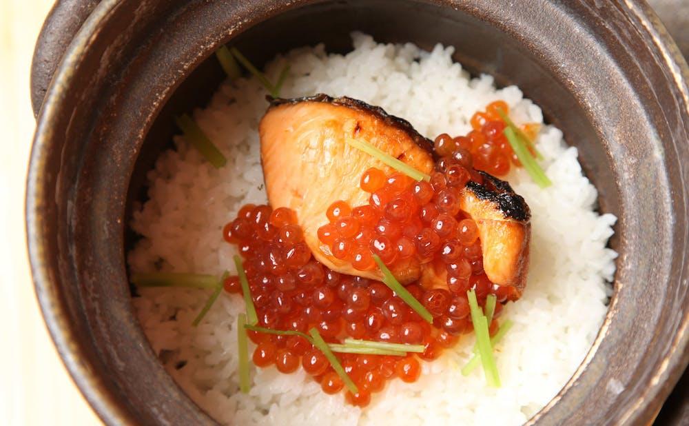 粋京(東京都/内幸町)のお料理