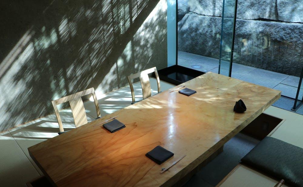 「旬房/グランド ハイアット 東京」の個室