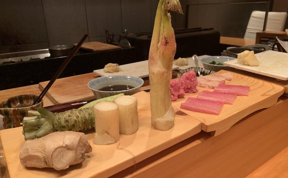 「尾崎幸隆」の食材