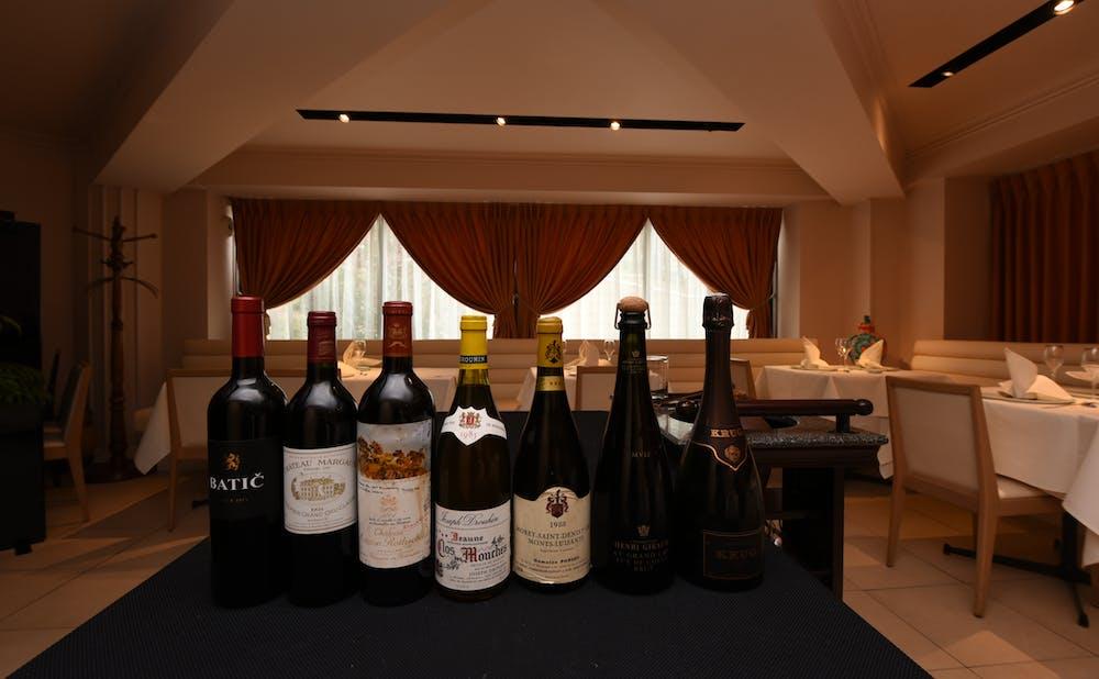 「メゾン・ド・ユーロン」のワイン