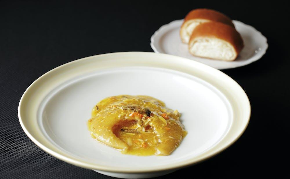 「メゾン・ド・ユーロン」の料理