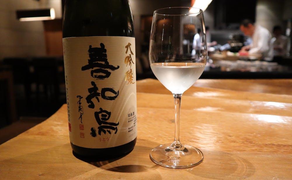 「六雁」のお酒