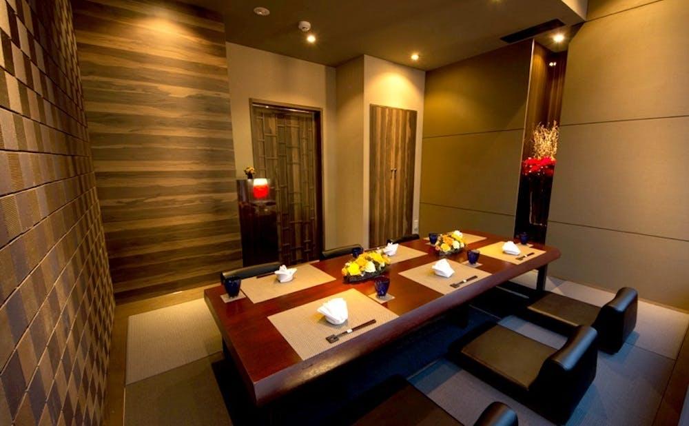 「YAKIYAKIやさんの家赤坂」の個室