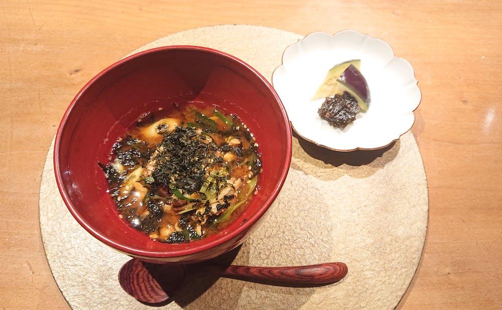 「六雁」の料理