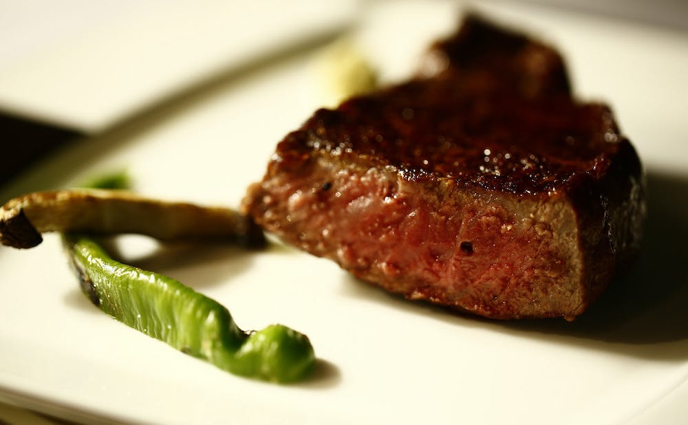 「Steak Dining Vitis」の料理