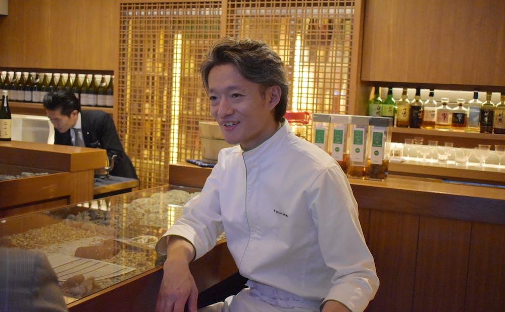 「TAKAZAWA」の高澤義明氏