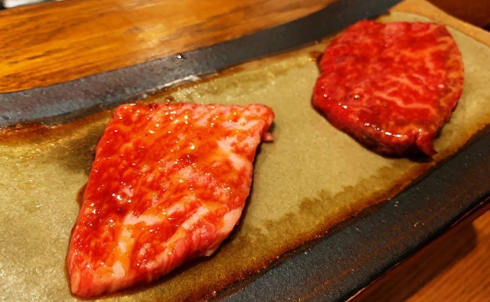 「誇味山」の肉