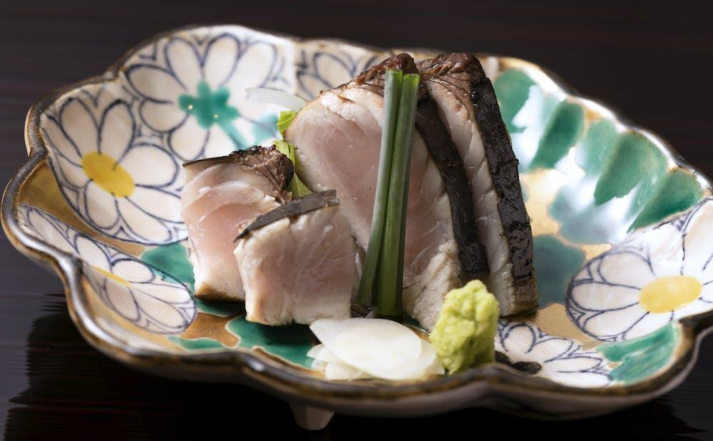 「よし澤」の料理