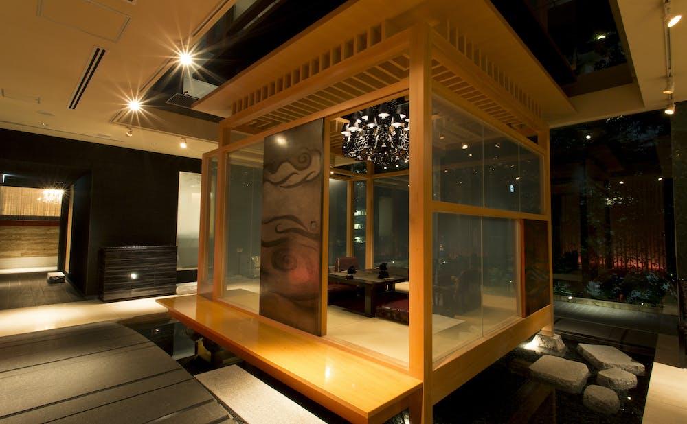 「花郷 六本木店 」の個室