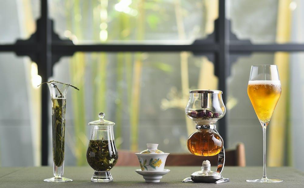 「茶禅華」のお茶