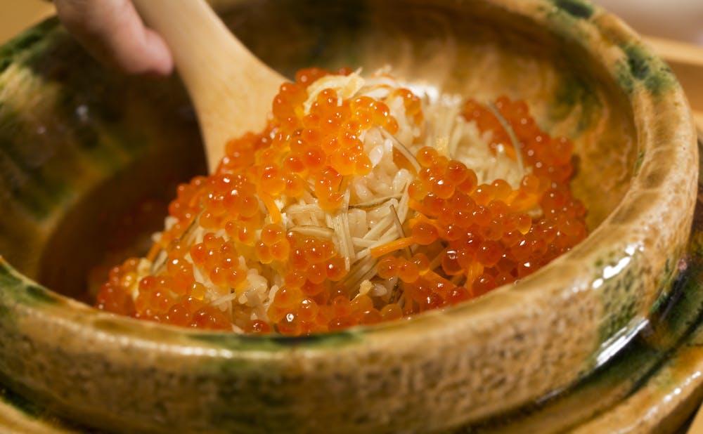 「六本木 kappou ukai」の料理