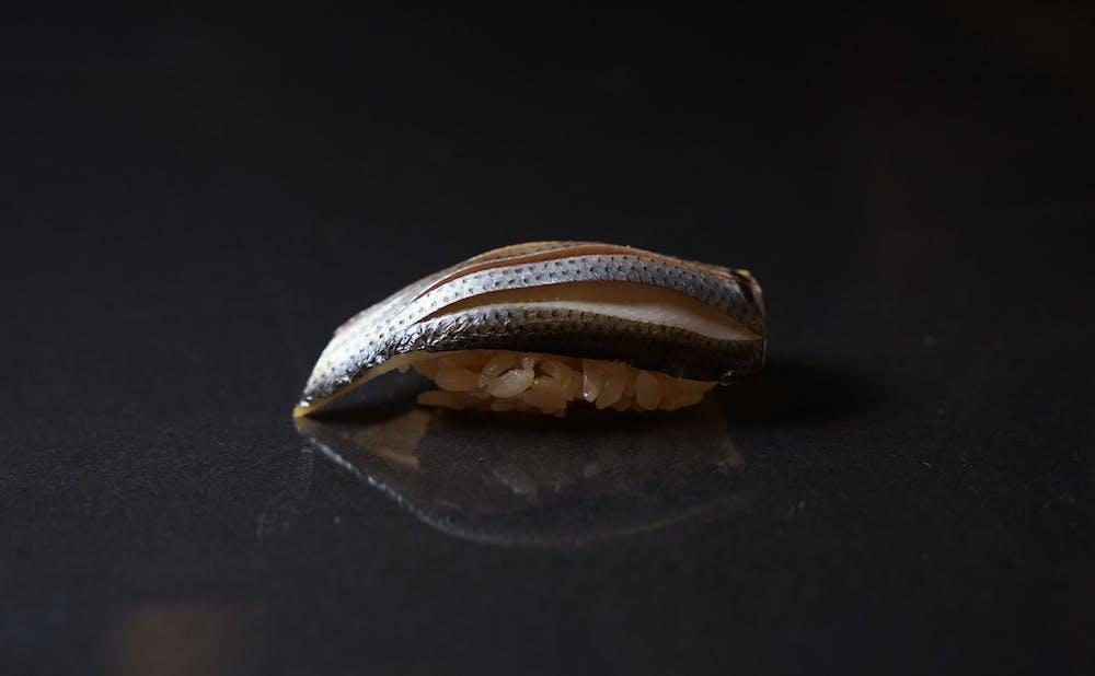 「恵比寿えんどう」の鮨