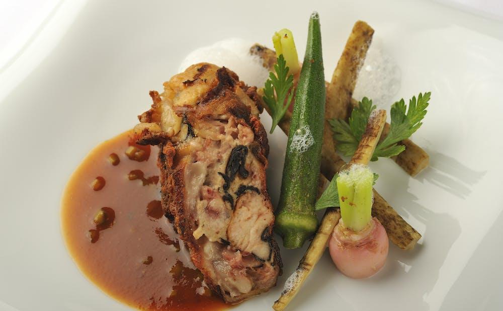 「FURUYA augastronome」の料理
