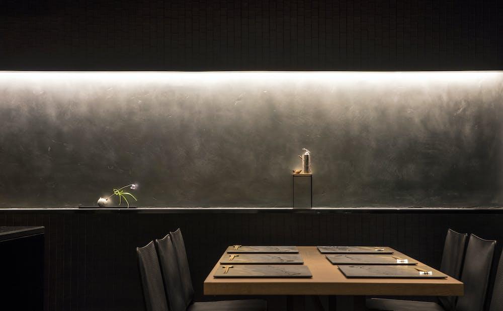「六本木 kappou ukai」の個室