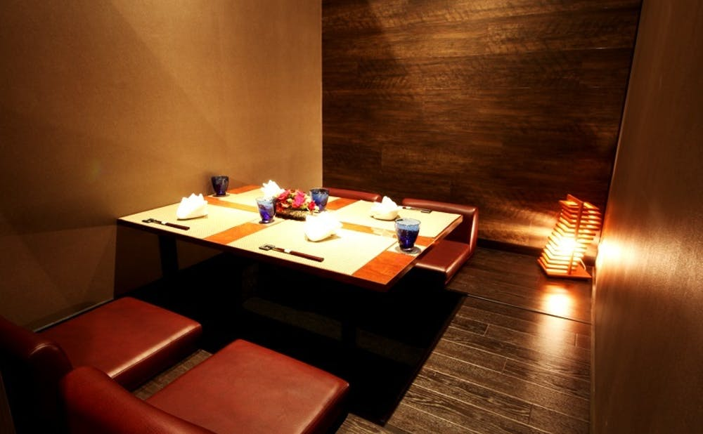 「YAKIYAKIさんの家 AKASAKA」の個室