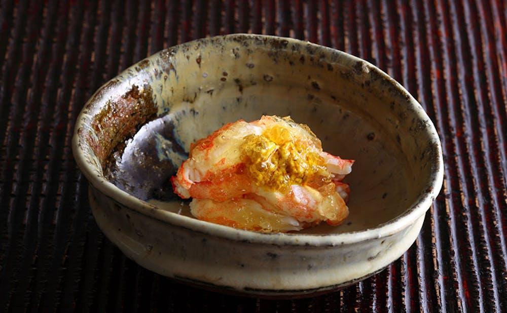 「神楽坂 石かわ」の料理