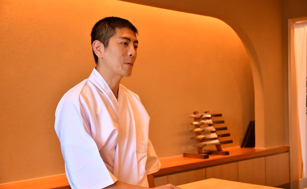 「恵比寿えんどう」の店主・遠藤記史氏