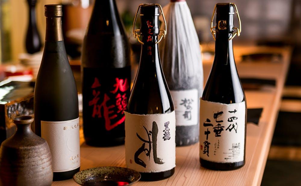 「日本焼肉 はせ川 表参道店」のお酒