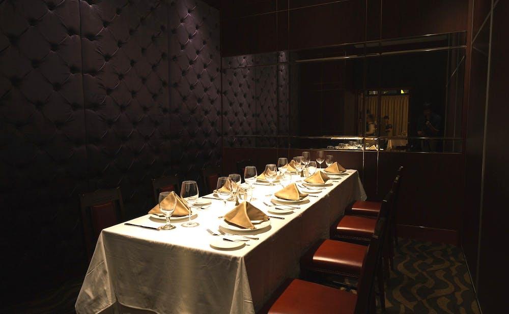 Empire Steak House Roppongiの個室