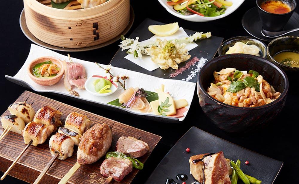 「喜鈴 別邸」の料理