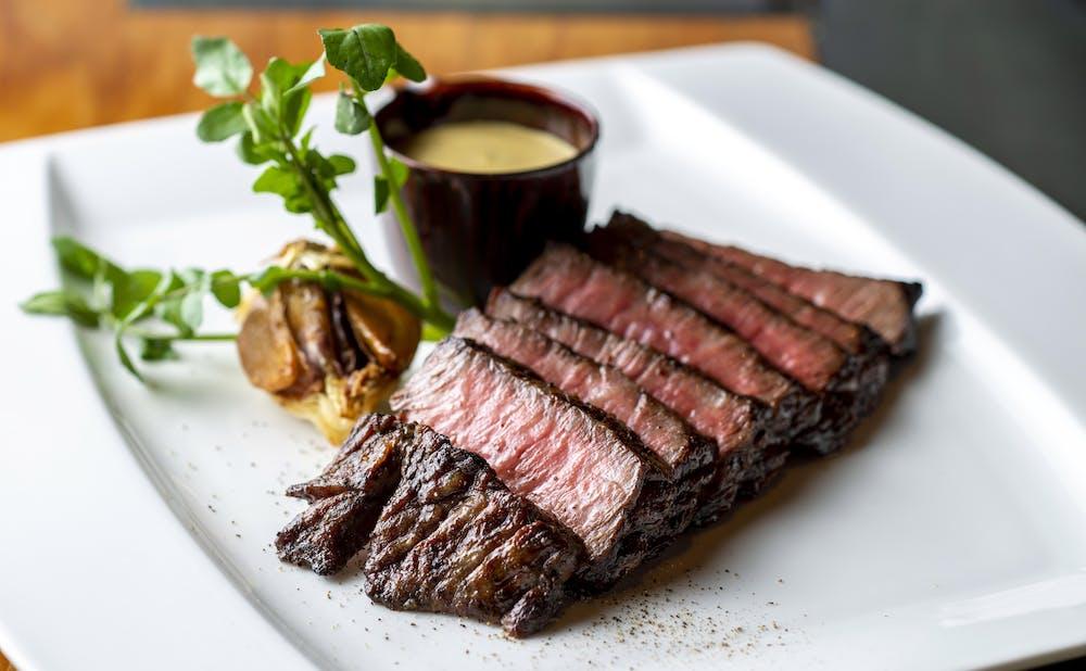 Ruby Jack's Steakhouse & Barの料理