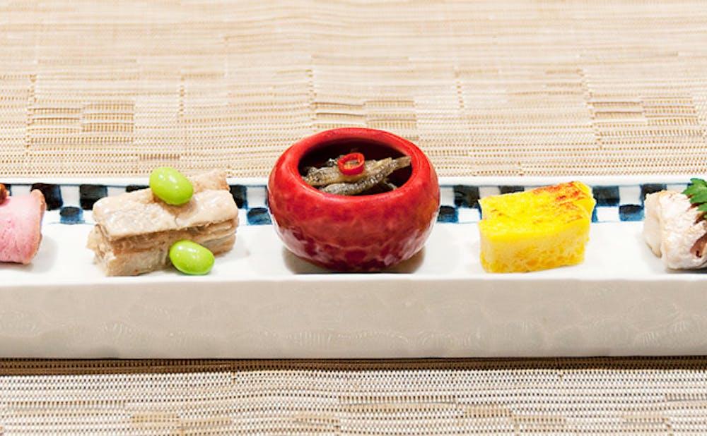 「日本料理 綾AYA」の料理