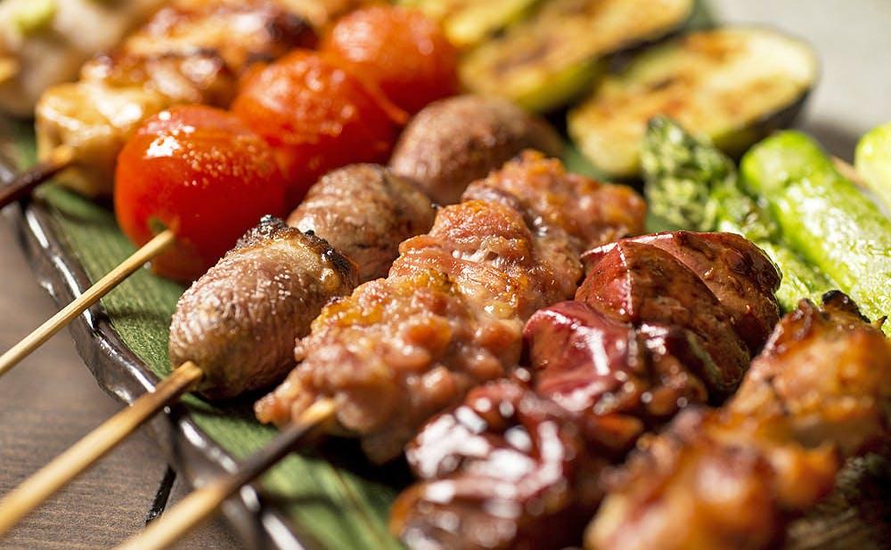 「観音坂 鳥幸」の料理