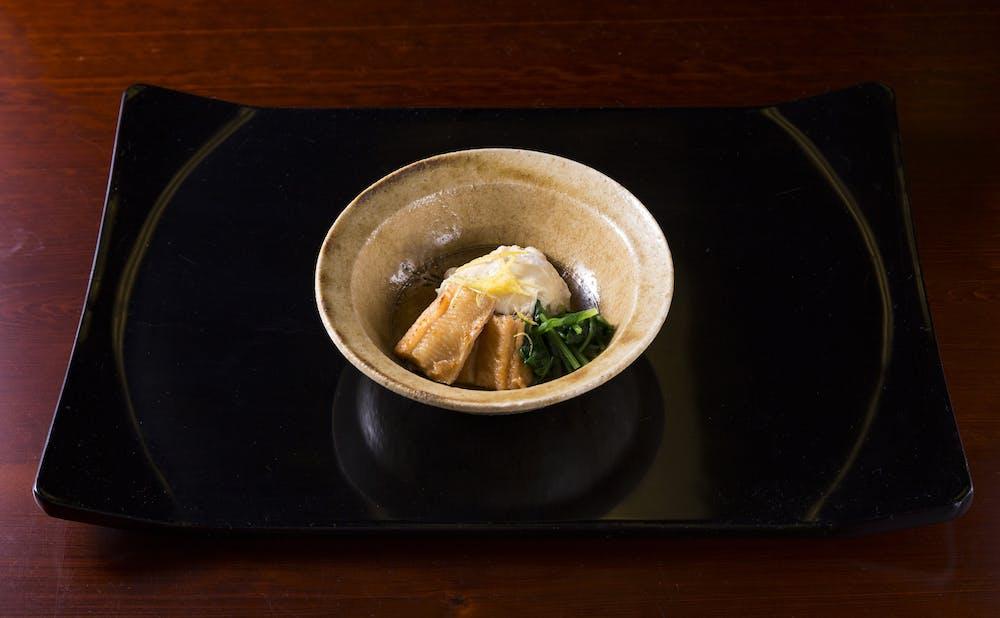懐石 辻留の料理