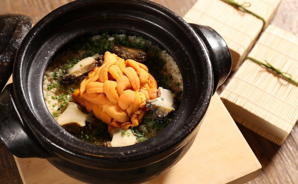日本料理 赤坂 紙音の料理