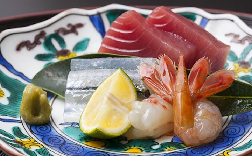 赤坂 渡なべの料理