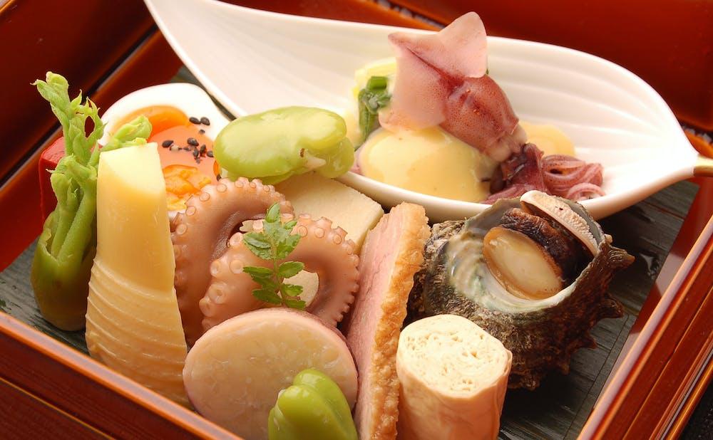 「銀座 和久多」の料理