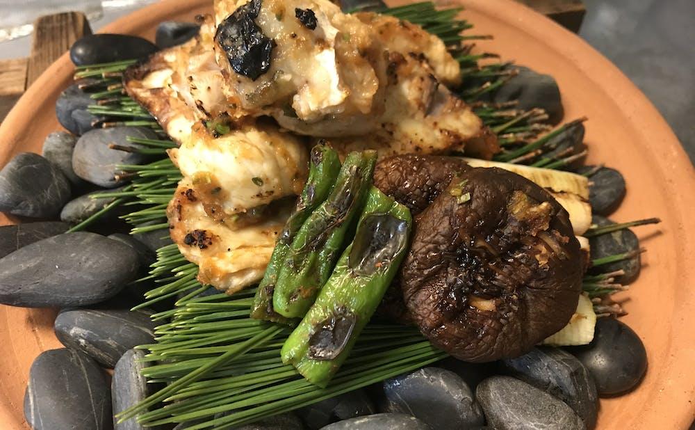 「吉星」の料理