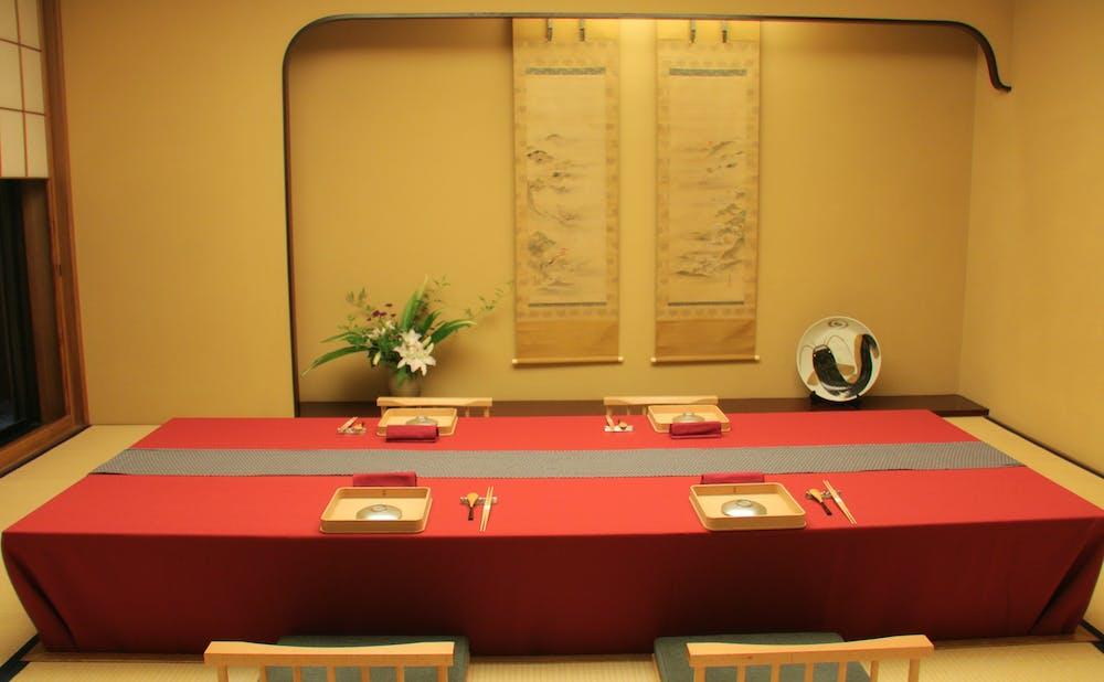 赤坂 にのまえの個室
