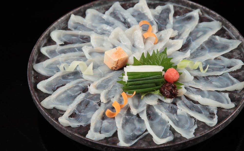 赤坂 にのまえの料理