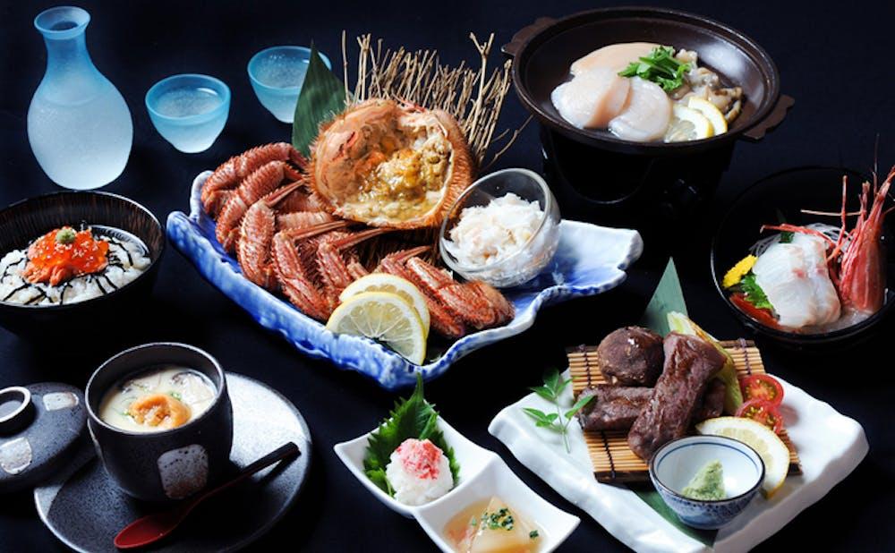 赤坂 三河家の料理