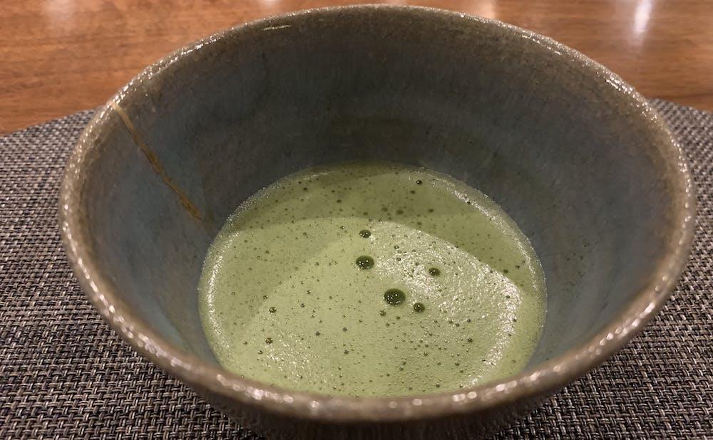 「RESTAURANT T3」のお茶