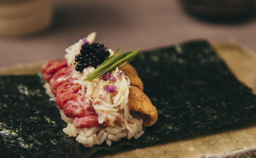 「USHIGORO S. 西麻布」の肉