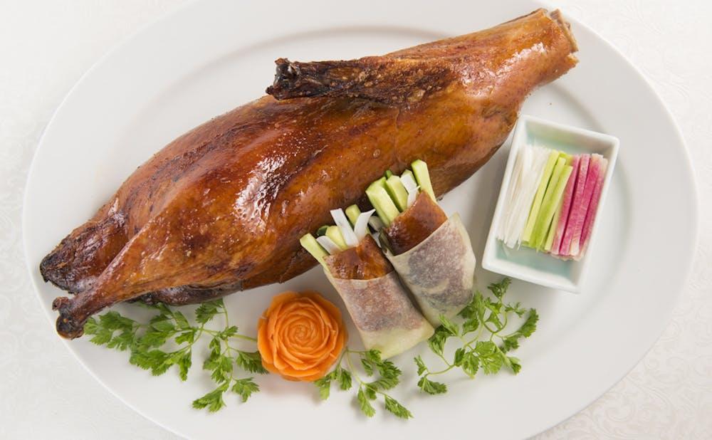 銀座 芳園(東京・銀座)の料理