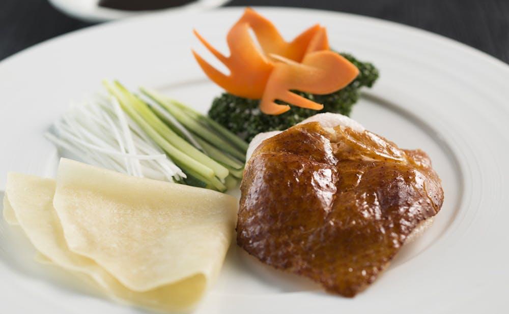 CHINESE CUISINE SON(東京・銀座)の料理