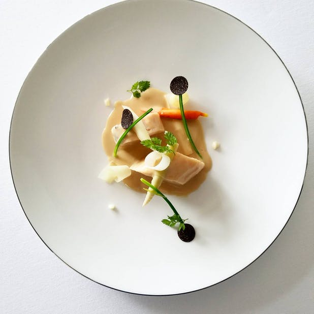 「オトワレストラン」の料理