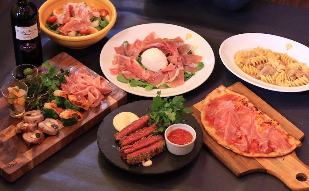 「goo ITALIANO」の料理