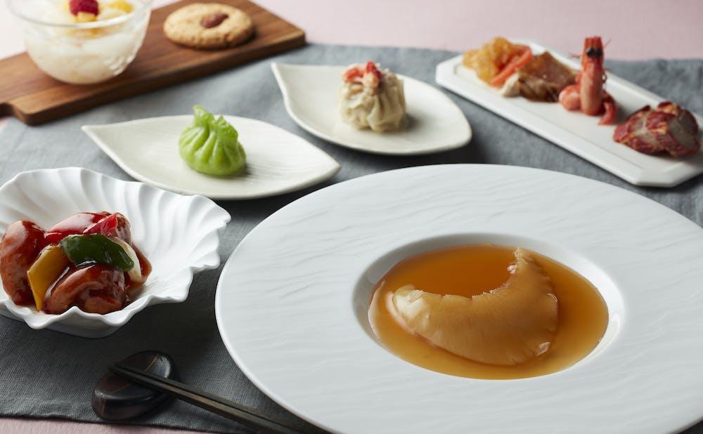 銀座 楼蘭(東京・銀座)の料理