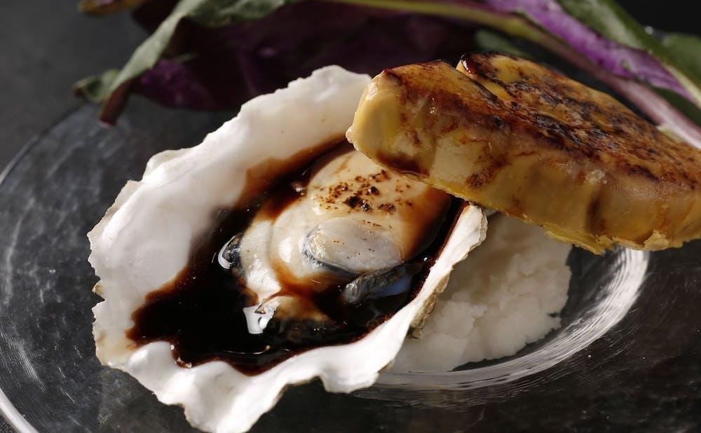 「牡蠣入レ時」の牡蠣