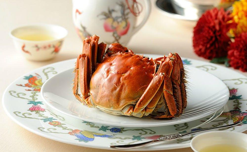 中国料理 礼華 四君子草(東京・日比谷)の料理