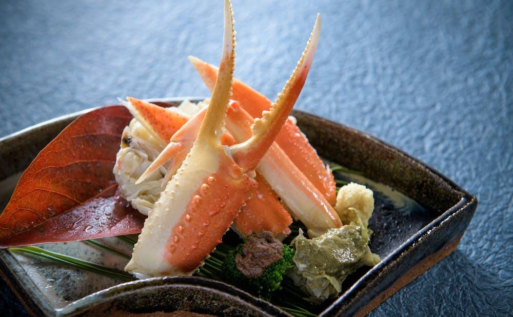 「銀座吉兆」の料理