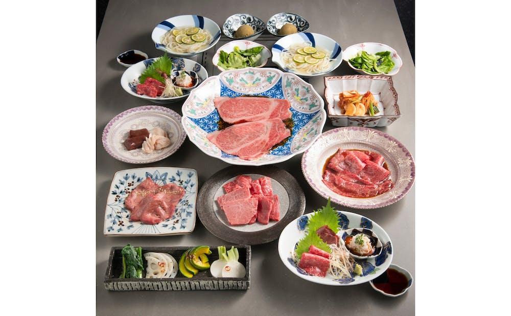 銀座 焼肉 Salon de AgingBeef(サロン ド エイジングビーフ)の焼肉