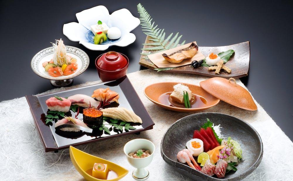 鮨処 銀座福助本店の料理