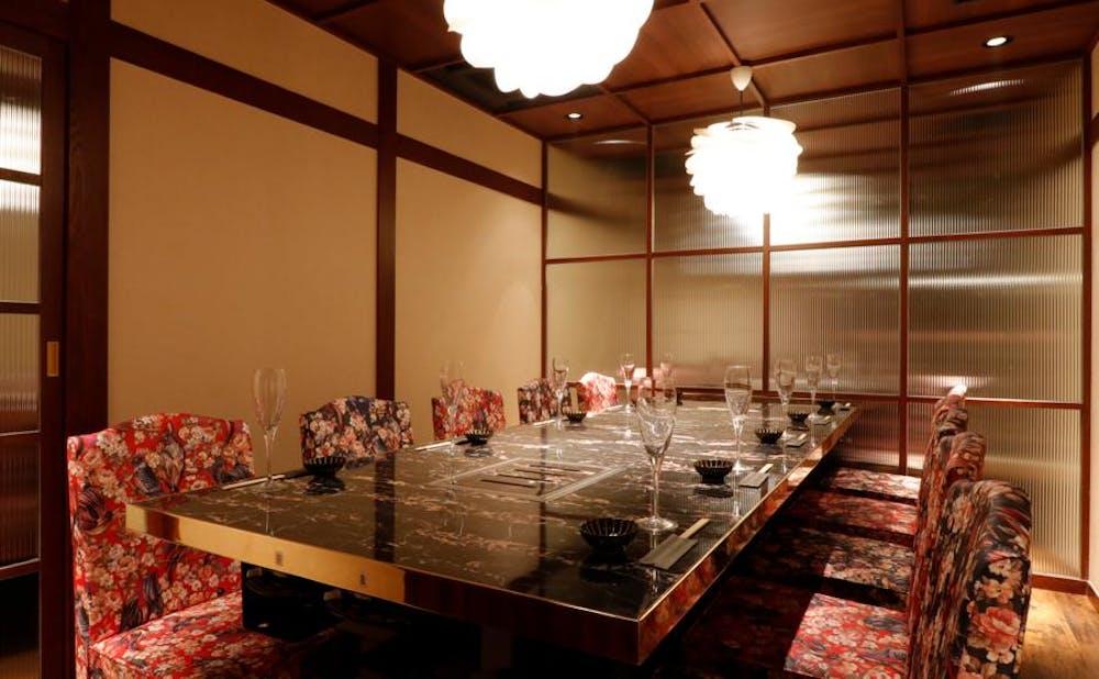 肉料理 KOJIROの個室